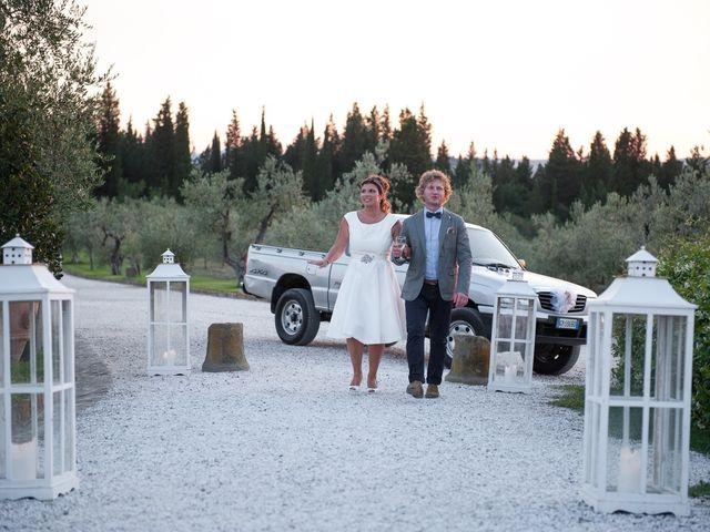 Il matrimonio di Gabriele e Laura a Tavarnelle Val di Pesa, Firenze 100