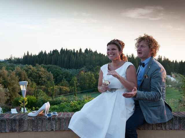 Il matrimonio di Gabriele e Laura a Tavarnelle Val di Pesa, Firenze 104