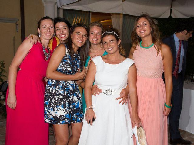 Il matrimonio di Gabriele e Laura a Tavarnelle Val di Pesa, Firenze 123