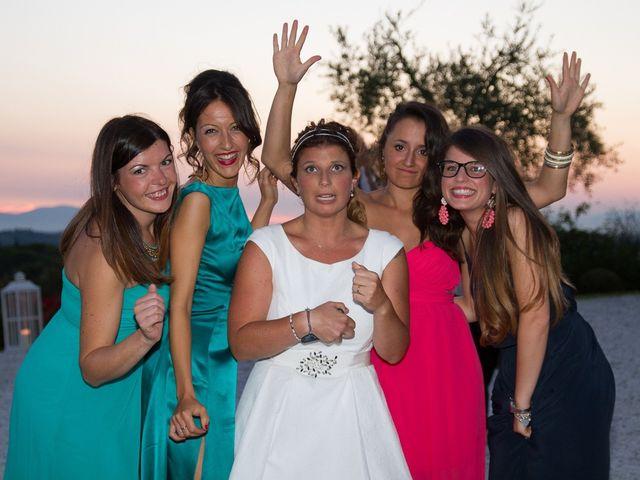 Il matrimonio di Gabriele e Laura a Tavarnelle Val di Pesa, Firenze 128