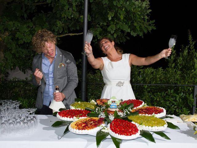 Il matrimonio di Gabriele e Laura a Tavarnelle Val di Pesa, Firenze 176