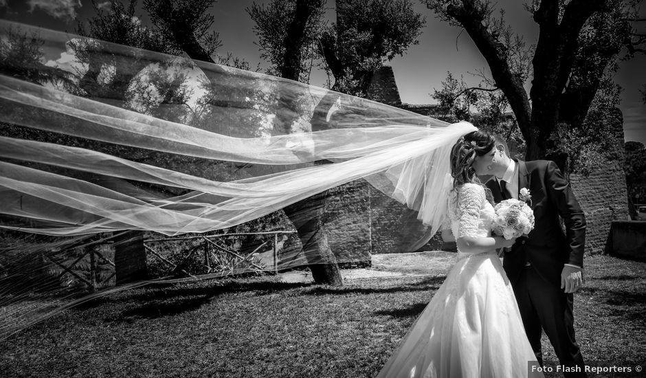 Il matrimonio di Francesco e Jessica a Aprilia, Latina