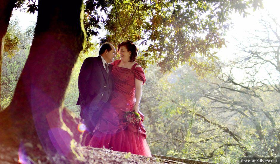 Il matrimonio di Leonardo e Barbara a Uzzano, Pistoia