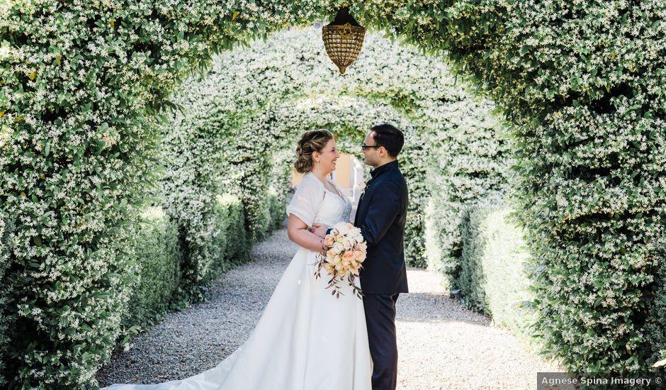 Il matrimonio di Francesco e Laura a Inveruno, Milano