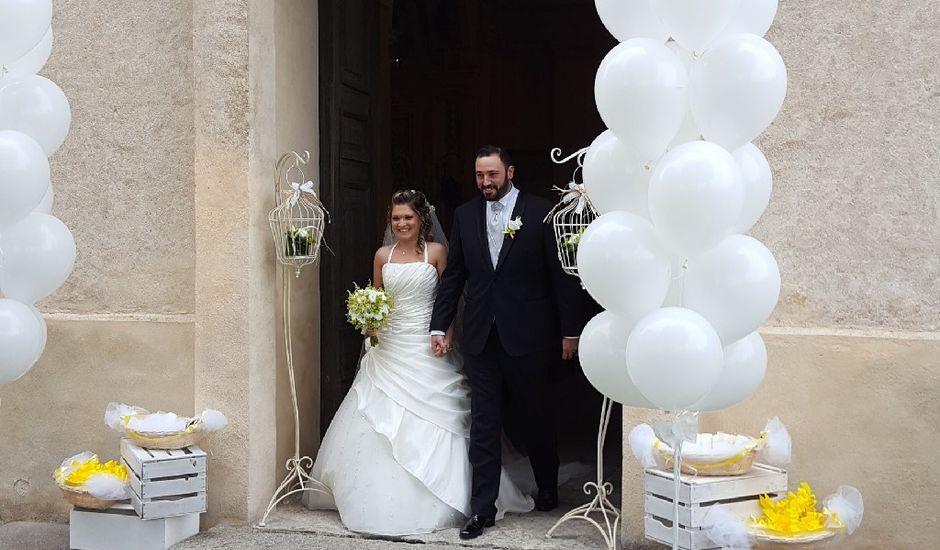 Il matrimonio di Alessio e Veronica a Cislago, Varese