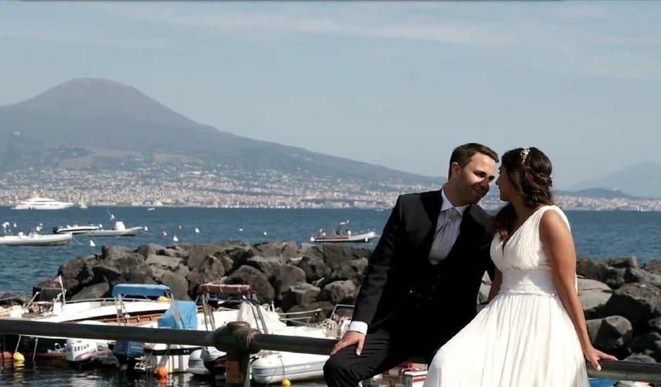 Il matrimonio di Luca  e Chiara a Napoli, Napoli