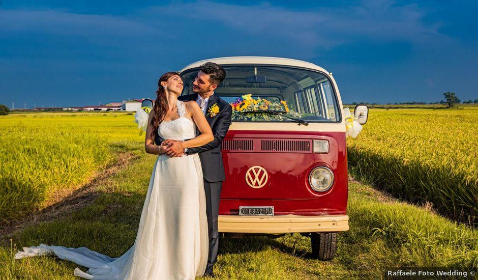 Il matrimonio di Danilo e Annamaria a Salussola, Biella