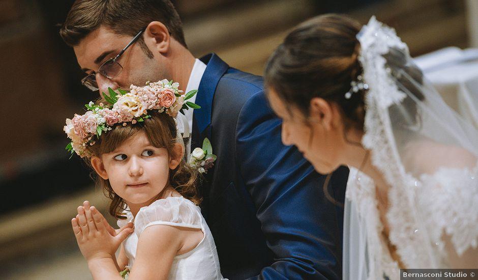 Il matrimonio di Matteo e Federica a Leno, Brescia