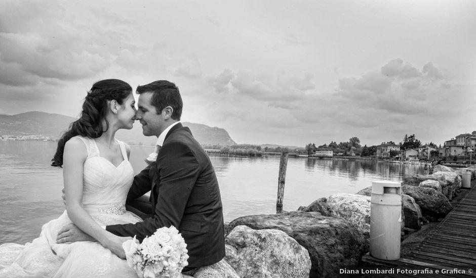 Il matrimonio di stefano e daniela a Vezza d'Oglio, Brescia