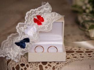 Le nozze di Selene e Fabio 1