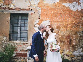 Le nozze di Elena e Andre