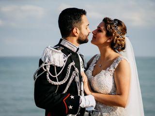 Le nozze di Irisz e Matteo