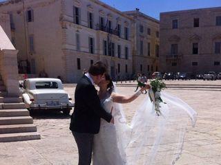 Le nozze di Marina e Gabriele