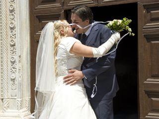 Le nozze di Claudio e Cristina 1