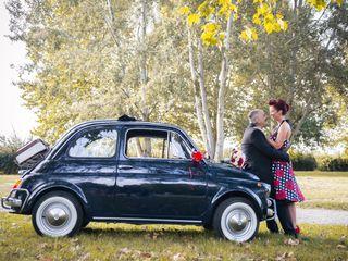 Le nozze di Dafne e Andrea