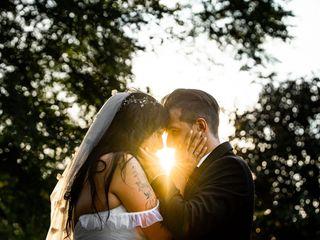 Le nozze di Jessica e Christian