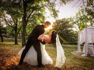 Le nozze di Jessica e Christian 3