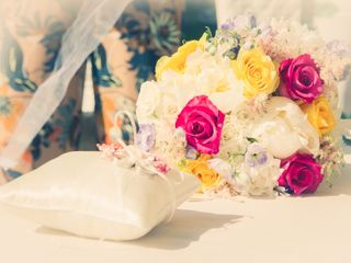 Le nozze di Elisabetta e Cristian 1