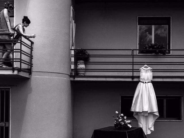 Il matrimonio di Gabriele e Martina a Pistoia, Pistoia 1