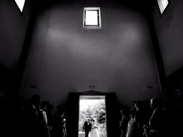 Il matrimonio di Gabriele e Martina a Pistoia, Pistoia 11
