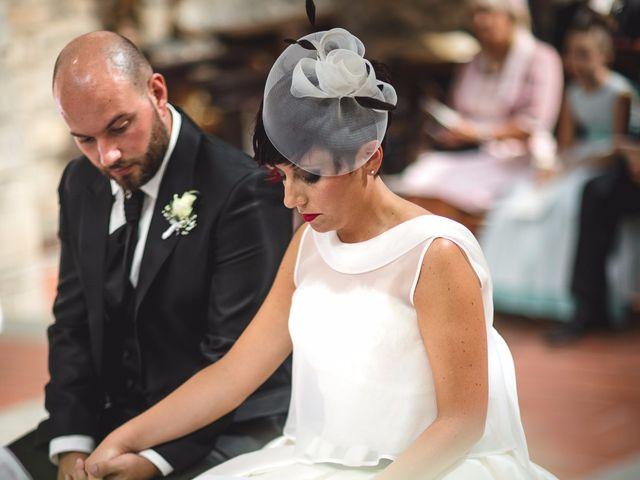 Il matrimonio di Gabriele e Martina a Pistoia, Pistoia 20