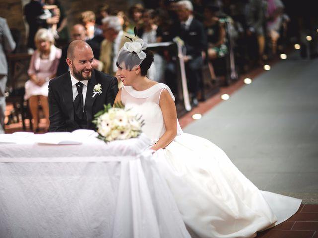 Il matrimonio di Gabriele e Martina a Pistoia, Pistoia 21