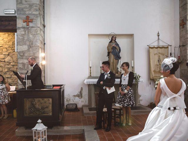 Il matrimonio di Gabriele e Martina a Pistoia, Pistoia 22