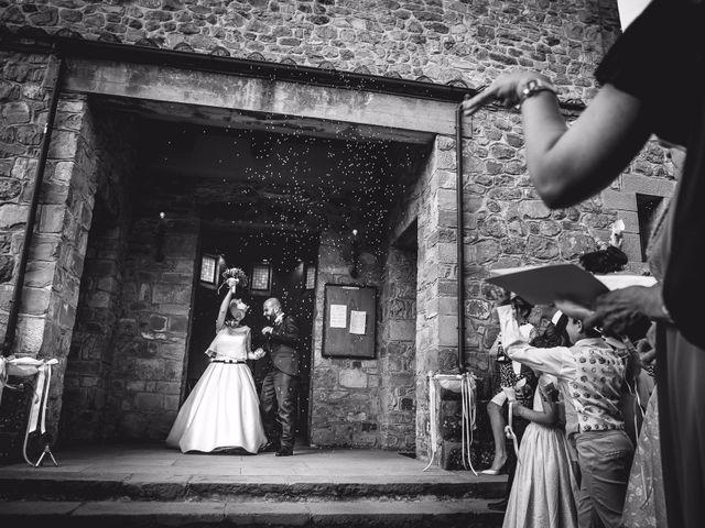 Il matrimonio di Gabriele e Martina a Pistoia, Pistoia 23