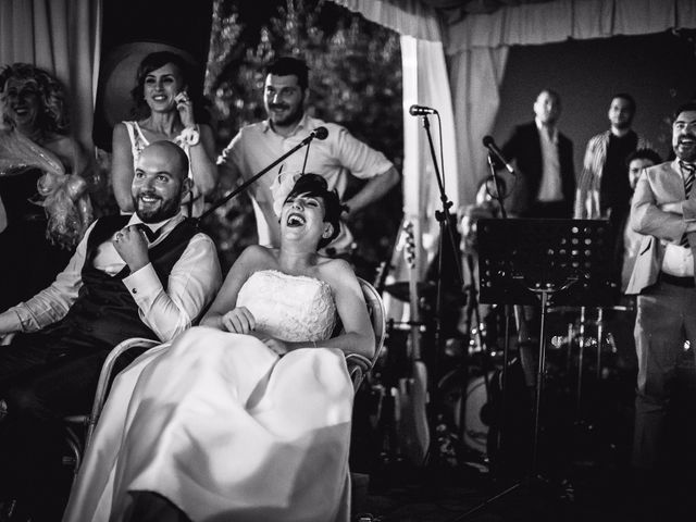 Il matrimonio di Gabriele e Martina a Pistoia, Pistoia 43