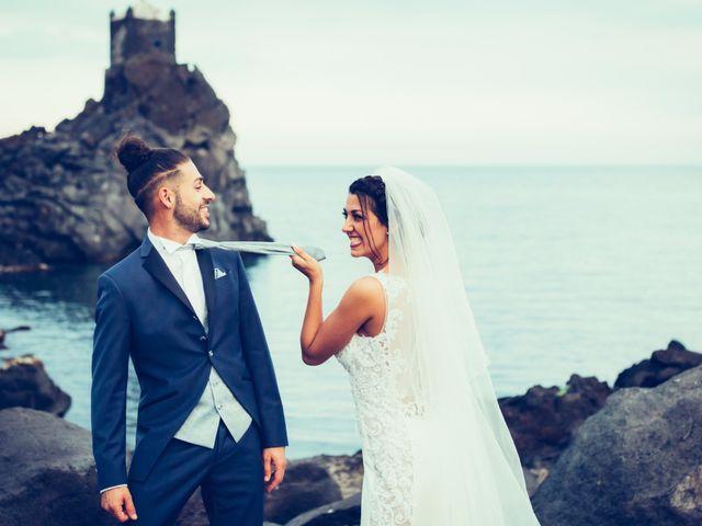 Le nozze di Sabrina e Biagio