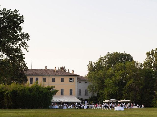 Il matrimonio di Roberto e Magalì a Piacenza, Piacenza 58