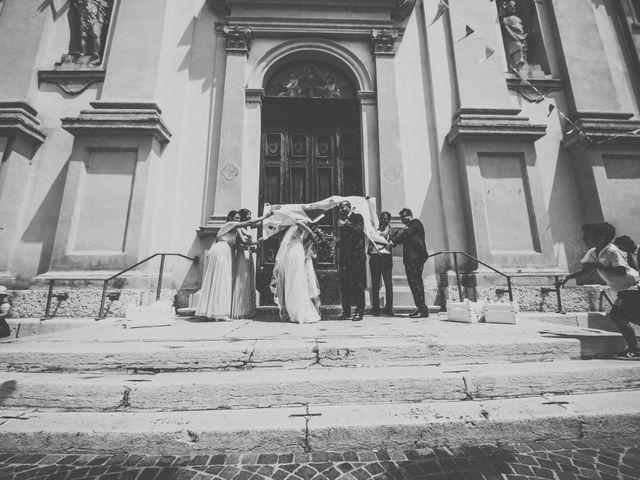 Il matrimonio di Andre e Elena a Verona, Verona 34