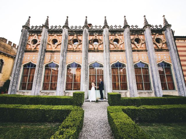 Il matrimonio di Andre e Elena a Verona, Verona 40