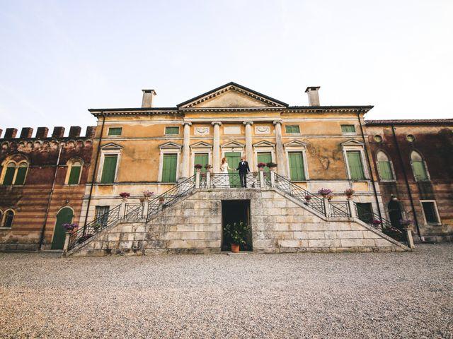 Il matrimonio di Andre e Elena a Verona, Verona 44