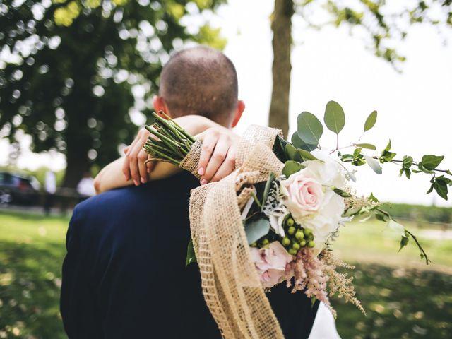 Il matrimonio di Andre e Elena a Verona, Verona 57