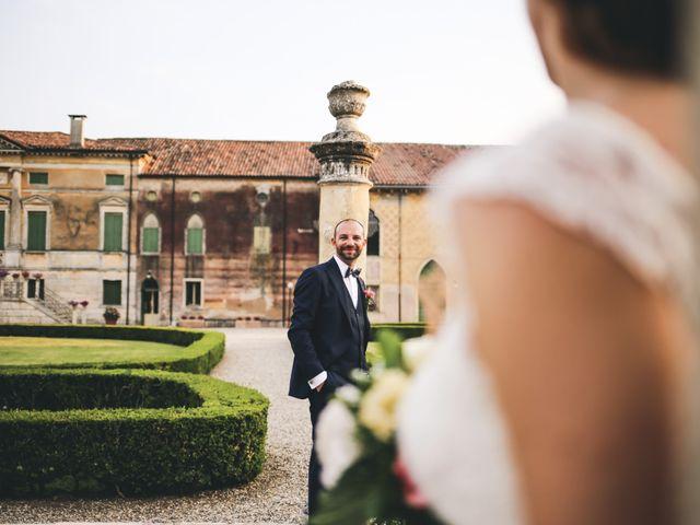 Il matrimonio di Andre e Elena a Verona, Verona 72