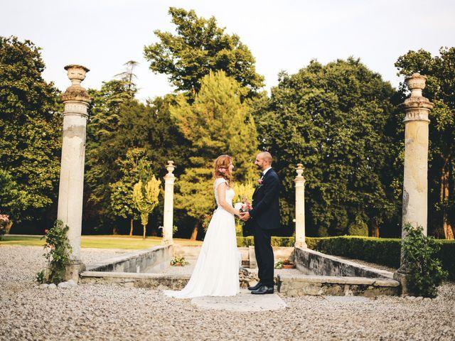 Il matrimonio di Andre e Elena a Verona, Verona 73