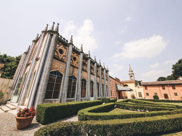 Il matrimonio di Andre e Elena a Verona, Verona 104