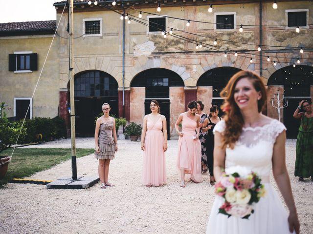 Il matrimonio di Andre e Elena a Verona, Verona 143