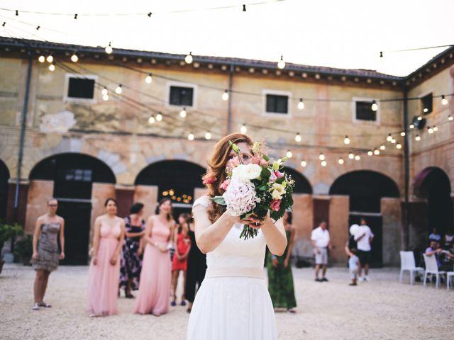 Il matrimonio di Andre e Elena a Verona, Verona 145