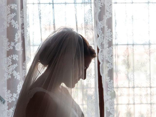 Il matrimonio di Giulio e Noemi a Carmignano, Prato 7