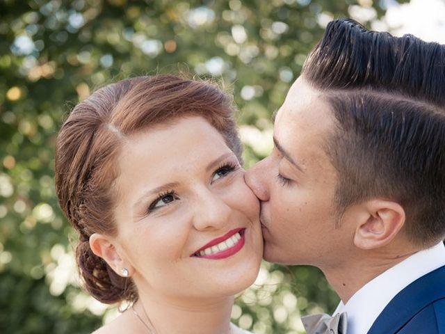 Il matrimonio di Giulio e Noemi a Carmignano, Prato 10
