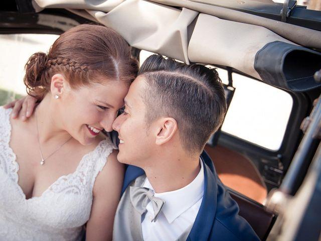 Il matrimonio di Giulio e Noemi a Carmignano, Prato 11