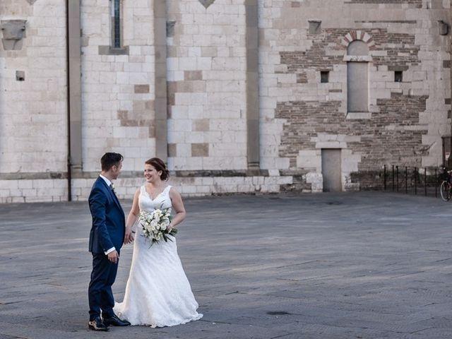 Il matrimonio di Giulio e Noemi a Carmignano, Prato 15