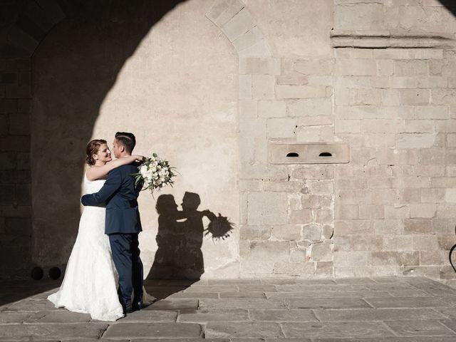 Il matrimonio di Giulio e Noemi a Carmignano, Prato 17