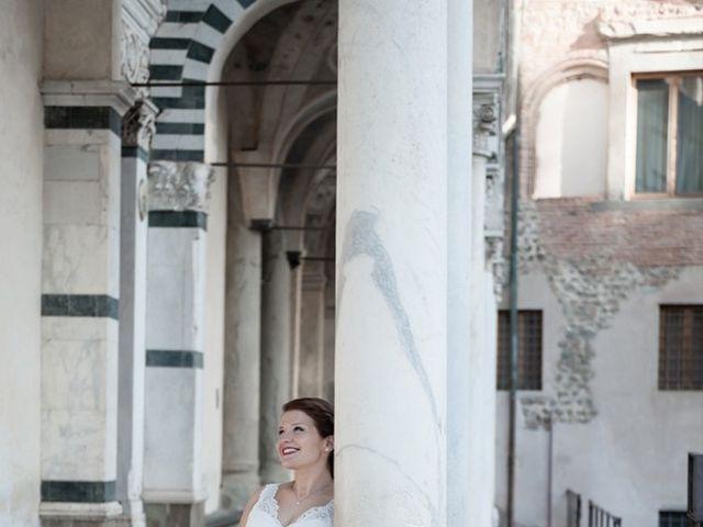 Il matrimonio di Giulio e Noemi a Carmignano, Prato 22
