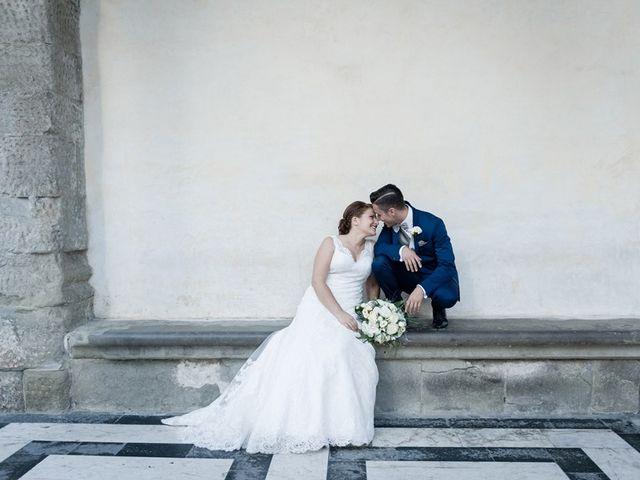 Il matrimonio di Giulio e Noemi a Carmignano, Prato 26