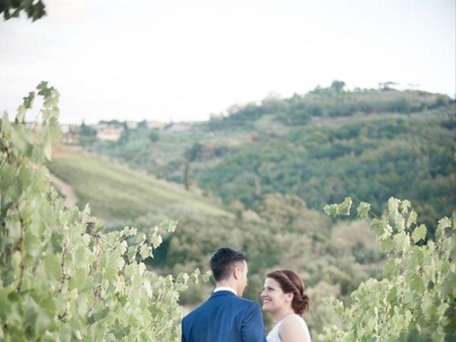 Il matrimonio di Giulio e Noemi a Carmignano, Prato 32