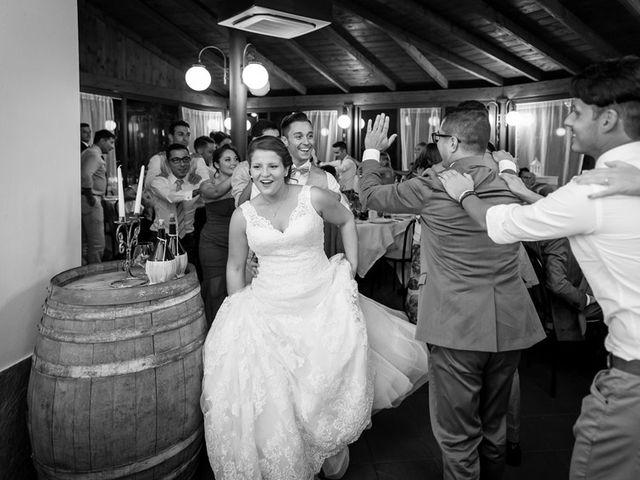 Il matrimonio di Giulio e Noemi a Carmignano, Prato 40