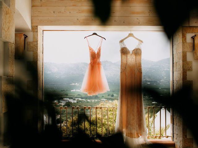 Il matrimonio di Matteo e Irisz a Mattinata, Foggia 1